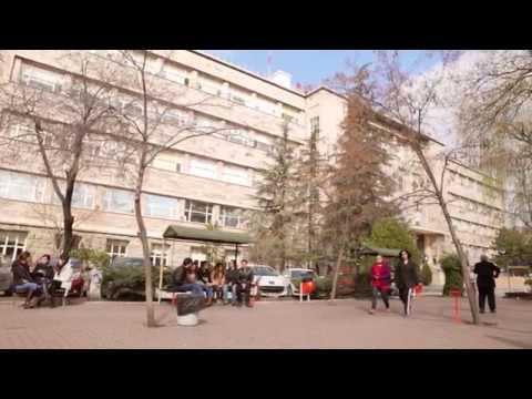 Ankara Üniversitesi Tanıtım Filmi Kısa