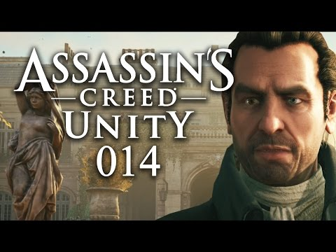 ASSASSIN'S CREED: UNITY #014 - Auf der Flucht [HD+] | Let's Play Assassin's Creed