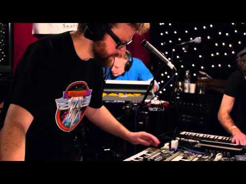 Apparat Organ Quartet - Polynesia (Live on KEXP)