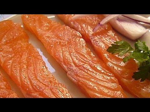 Как посолить лосося рецепт с фото