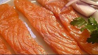 Как засолить рыбу в домашних условиях лосось 146