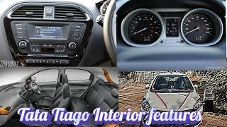 TATA TIAGO INTERIOR FEATURES