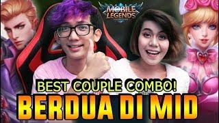 Download Lagu MAIN BERDUA DI MID SAMA CEWEK GUA! COMBONYA TERLALU LEGENDA! - Mobile Legend Gratis STAFABAND