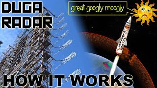 """(Chernobyl) Probably the best DUGA RADAR """"how it works"""" video on youtube! (must see the end!)"""