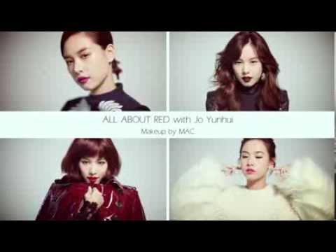 Jo Yoon Hee (조윤희) - All About Red - MAC