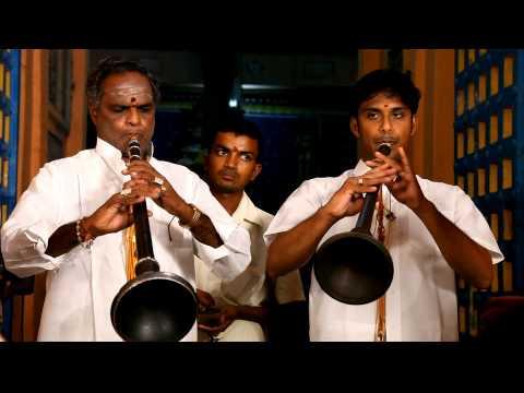 Vaduvur Sri S.N.R.Krishnamurthy - Nadaswaram 03 - Mallari And Magudi 8m 35s