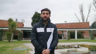 """Matteo Marconcini al """"Corso Nazionale CONI per Esperti di Preparazione Fisica"""""""