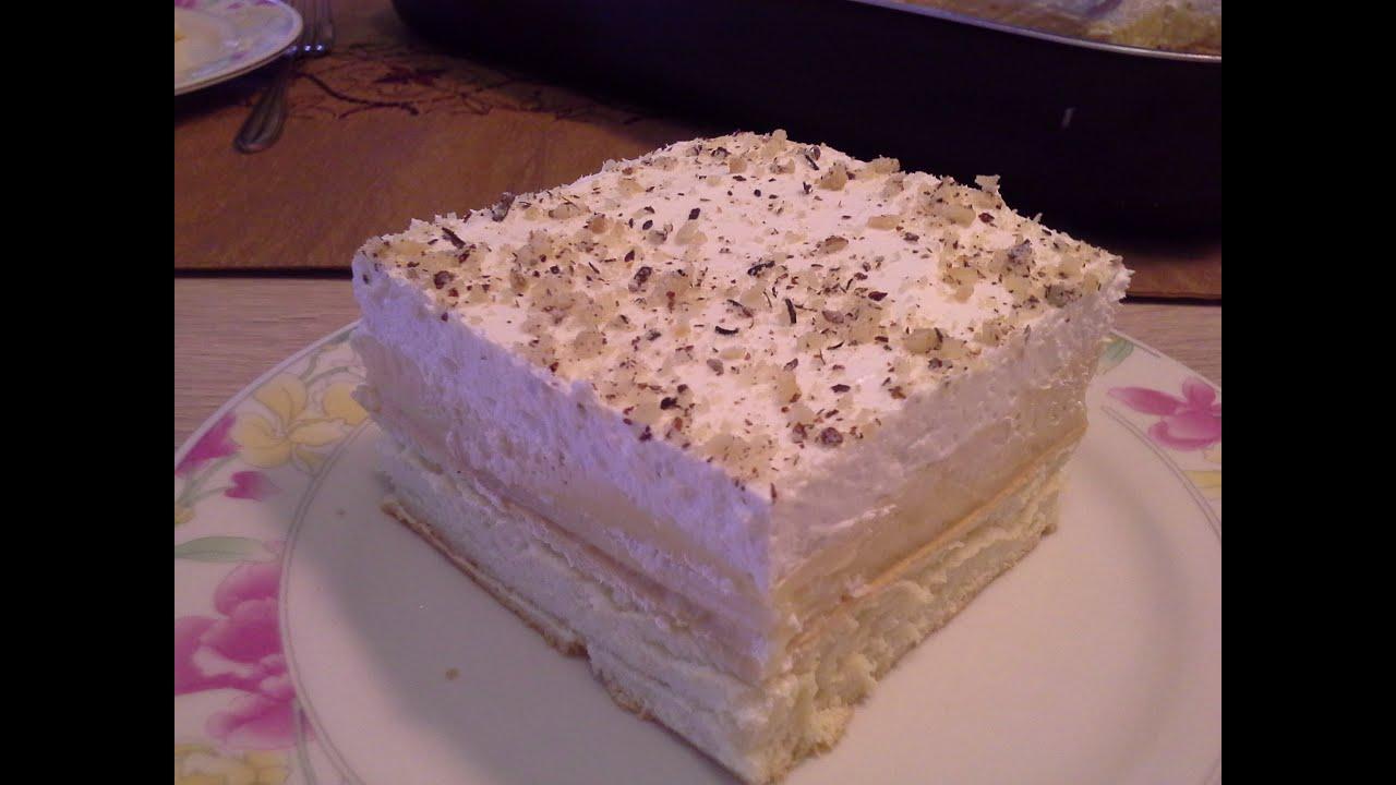 Ledene Kocke - Ice Cake - YouTube