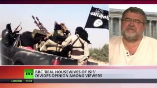 Satire or poor taste? BBC's 'Real Housewives of ISIS' sparks debate