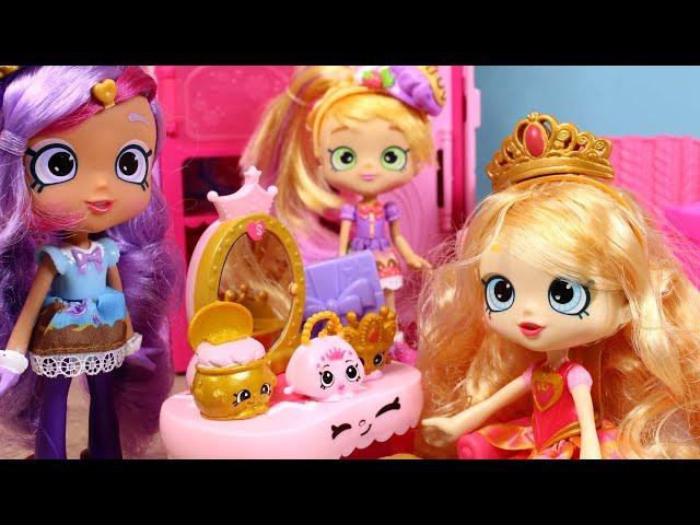 Shopkins • Urodziny Tiary • bajka po polsku