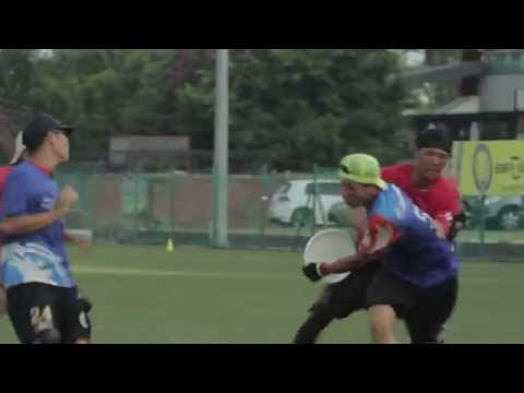 Singapore Ultimate Open 2015 final highlights