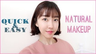 QUICK AND EASY NATURAL MAKEUP