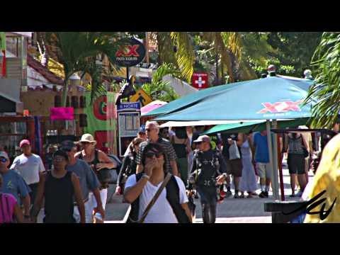 Playa Del Carmen Mexico 2012  - YouTube New HD