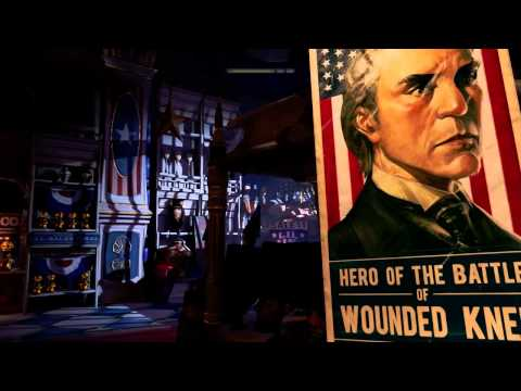 BioShock Infinite – E3 2011 Demo, First 2 Minutes
