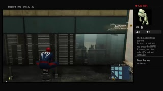 Spiderman PS4 SHARE