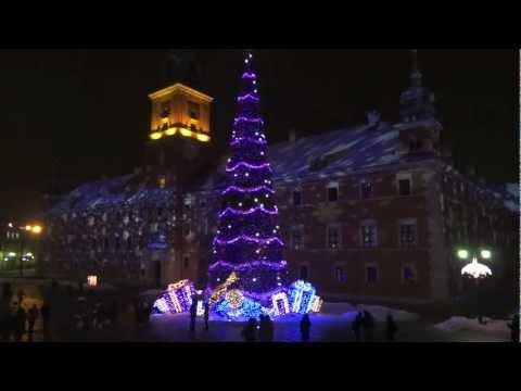 Zakochaj Się  W Warszawie Na Święta - Magiczny Wieczór W Stolicy