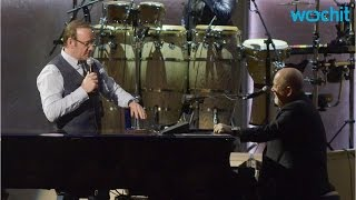 Kevin Spacey Performs 39 Piano Man 39 With Billy Joel