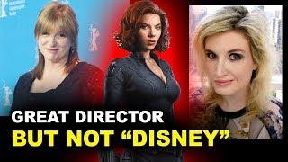 Black Widow Movie Director - Cate Shortland