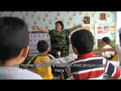 """Thumbnail for video """"Transforming lives of children with disabilities"""""""