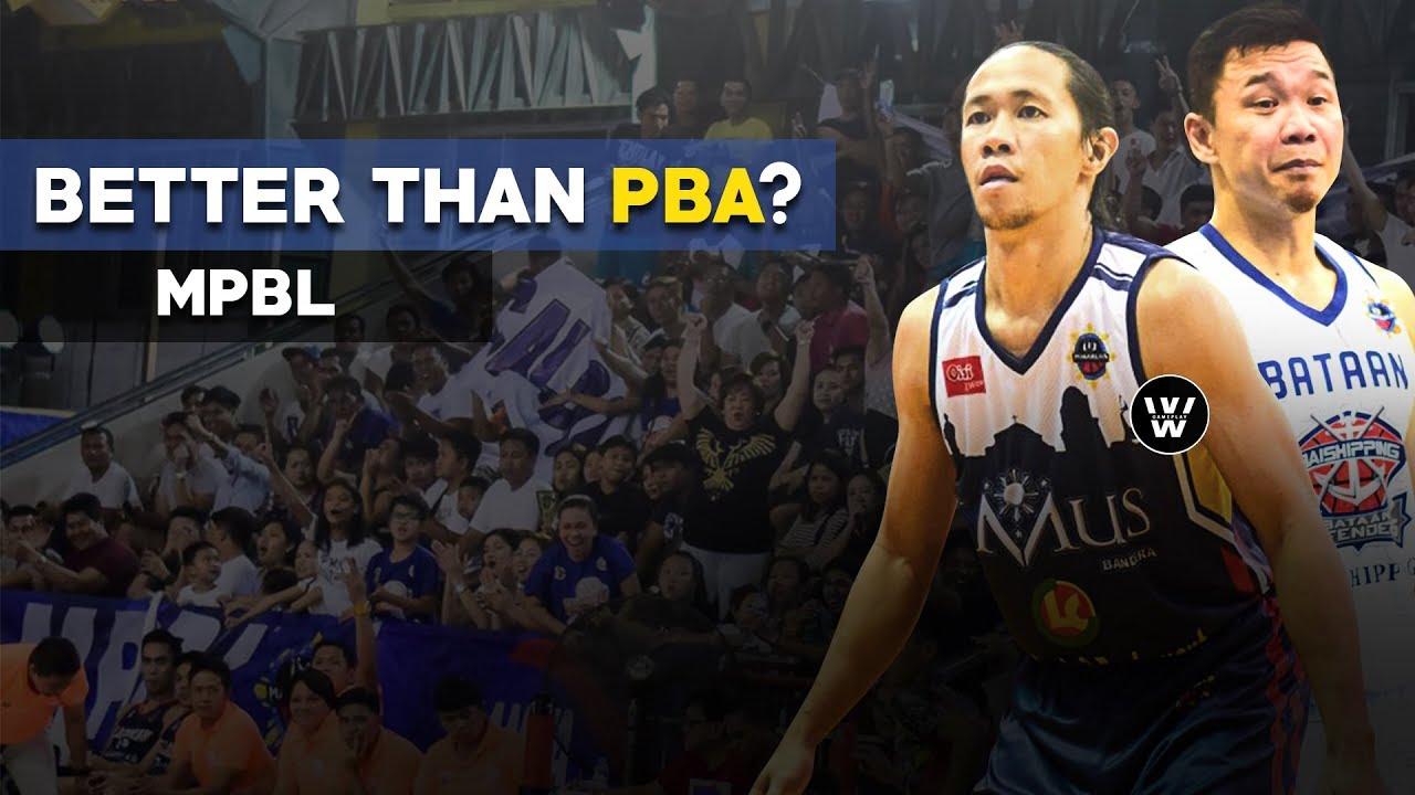 MPBL, Mas Maganda na kaysa PBA?   Manny Pacquiao's League vs PBA