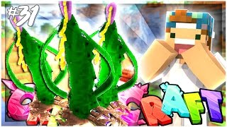 SCARY MONSTER PLANT?! | EP 31 | Crazy Craft 3.0 (Minecraft Youtuber Server)