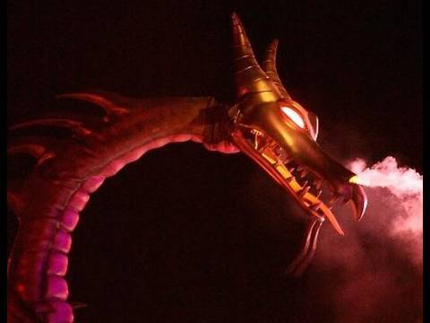 Disneyland Update - The Dragon Cometh!