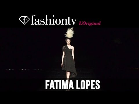 Fatima Lopes Fall/Winter 2014-15 | Paris Fashion Week PFW | FashionTV
