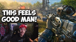 Ninja Plays Call of Duty Black Ops 4 Blackout (Reaction & First Impressions)