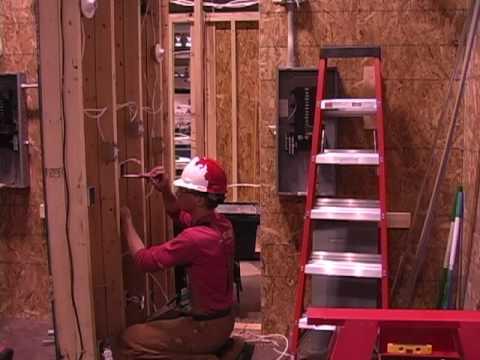 Skills Canada 2008 - Electrical Wiring