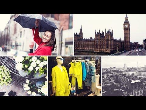 Vlog | London Fashion Week den 3.