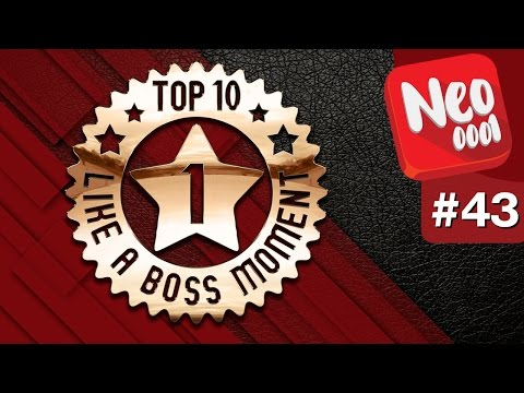 Top 10 Like a Boss Moment - Ep. 43 PT-BR