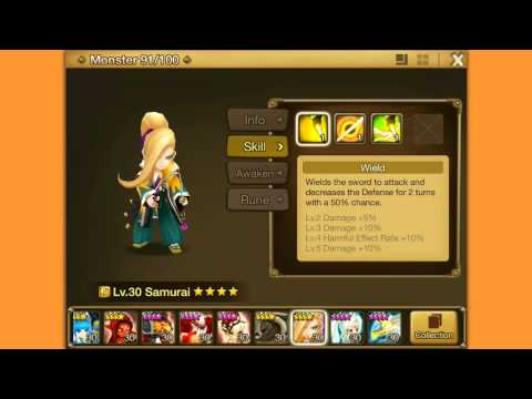 War Bear Summoners War Summoners War Wiki Guide