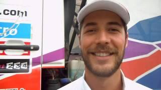 Dakar 2013 Mattia Pegogniani