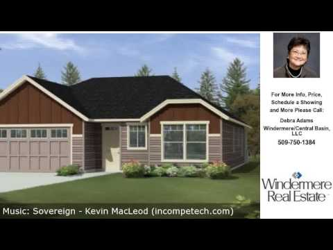 906 3RD AVE NE, QUINCY, WA Presented by Debra Adams.