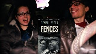 FENCES Movie Review / Movie Reaction l MOVIES ON THE MOVE EP. 1