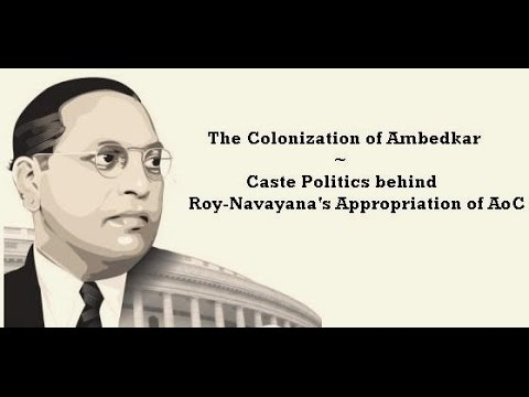 The Colonization Of Ambedkar ~ A Discussion (dr. Suresh Mane) video