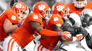 "Clemson Defense || ""pray for em"" 