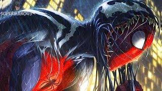 "8500 Damage With Spiderman & Venom! - Marvel Vs Capcom Infinite: ""Venom"" & ""Spiderman"" Gameplay"