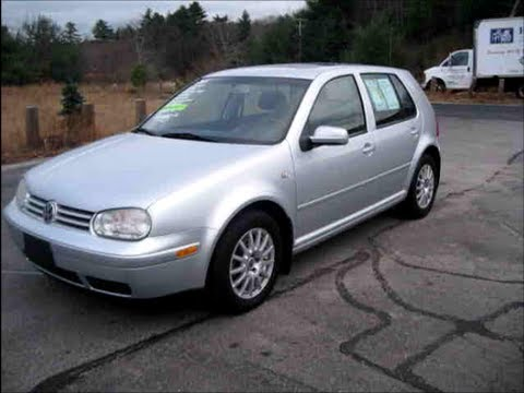 2004 Volkswagen Golf Start Up. Engine & Full Review