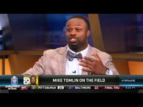 Did Mike Tomlin interfere with Jacoby Jones on purpose?