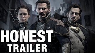 THE ORDER 1886 (Honest Game Trailers)  from Smosh Games