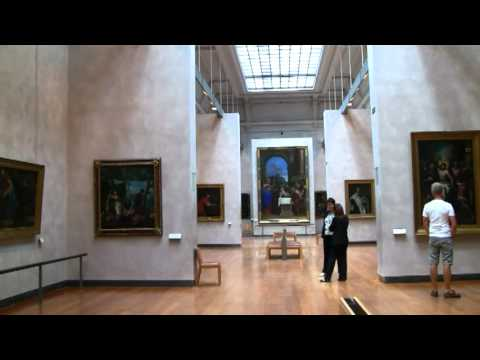 Beaux Arts Museum, Lyon, France Part 1