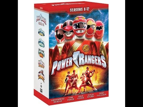 Year 2 Day 314 Greg versus how Power Rangers is selling Merch better