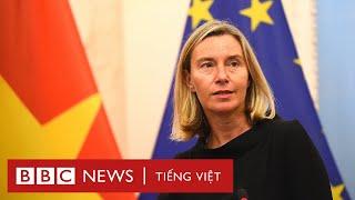 EU 'ủng hộ quan điểm của Việt Nam về căng thẳng ở Biển Đông' - BBC News Tiếng Việt