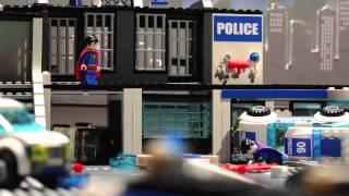 """Superman and Shazam! Team Up!"" - LEGO Super Heroes - Mini Movie"