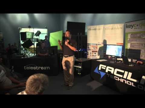 """BMD Da Vinci Resolve 12 + Fusion 8"" Reality TV Post Production Workflow (Part 4/6)"