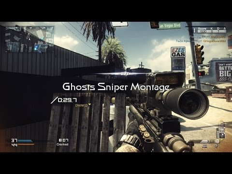 Pamaj: First Sniper Ghosts Montage