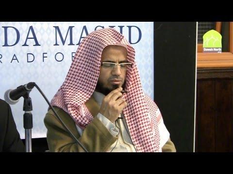 Qur'an the Light of Guidance - Qari Abu Bakr Shatri