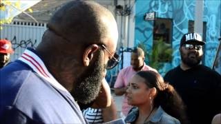 Rick Ross celebrates Rather You Than Me album with Fans