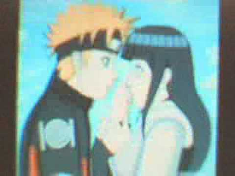 naruto X hinata- kiss the girl